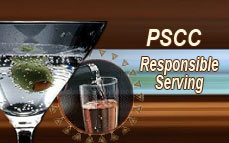 Alcohol Server Certificate, alcohol server education certificate / On-Premises Responsible Serving<sup>®</sup>