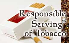 Responsible Serving of Tobacco Course