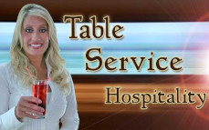 Waiter/Waitress Course